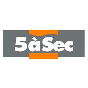 5 à Sec