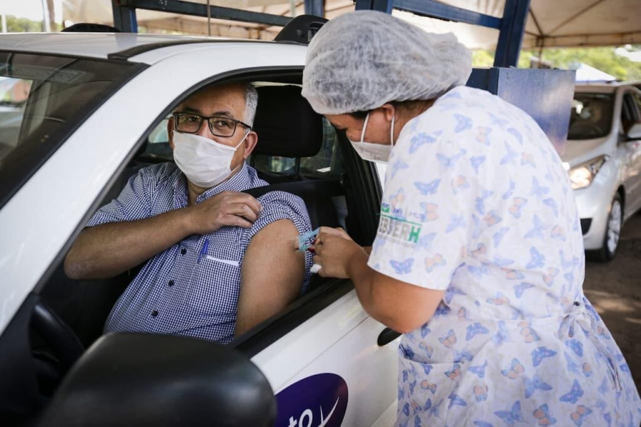 Confira os pontos de vacinação que estarão abertos neste fim de semana