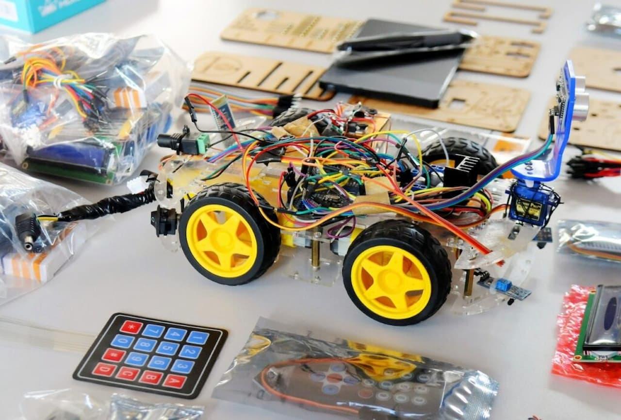 Robótica, um reforço que estimula e prepara para o futuro