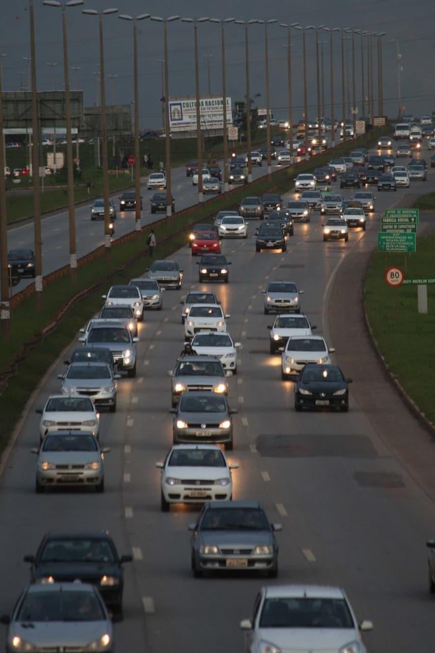 Distrito Federal registra redução de mortes no trânsito