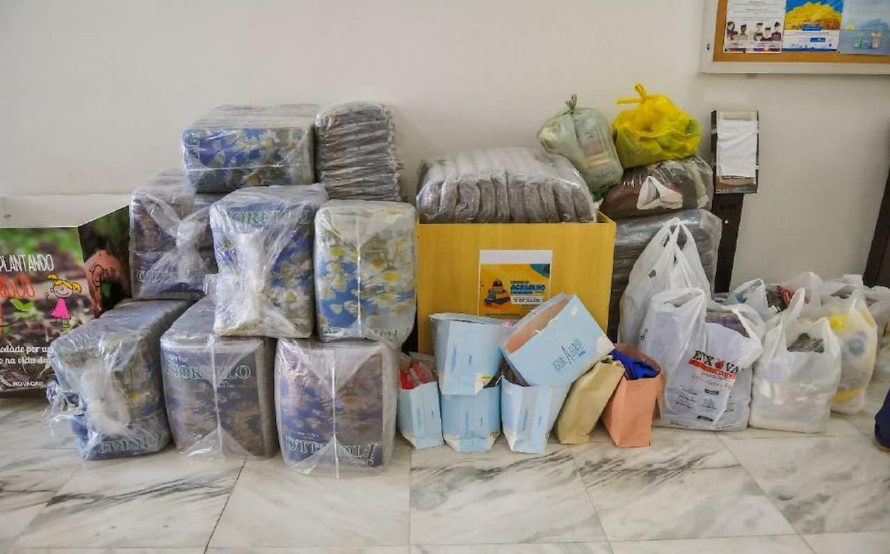 Campanha do Agasalho Solidário 2021 continua arrecadando doações para famílias carentes do Distrito Federal