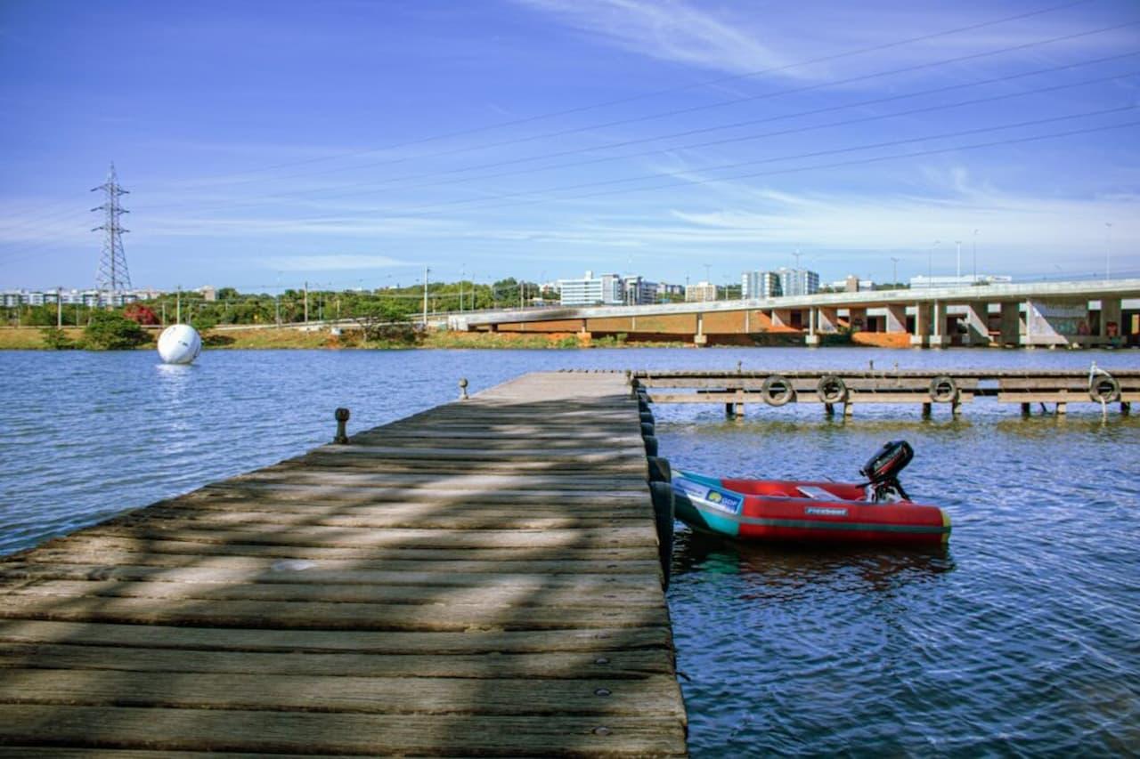 Brasília ganha o 1º parque 100% inclusivo do país