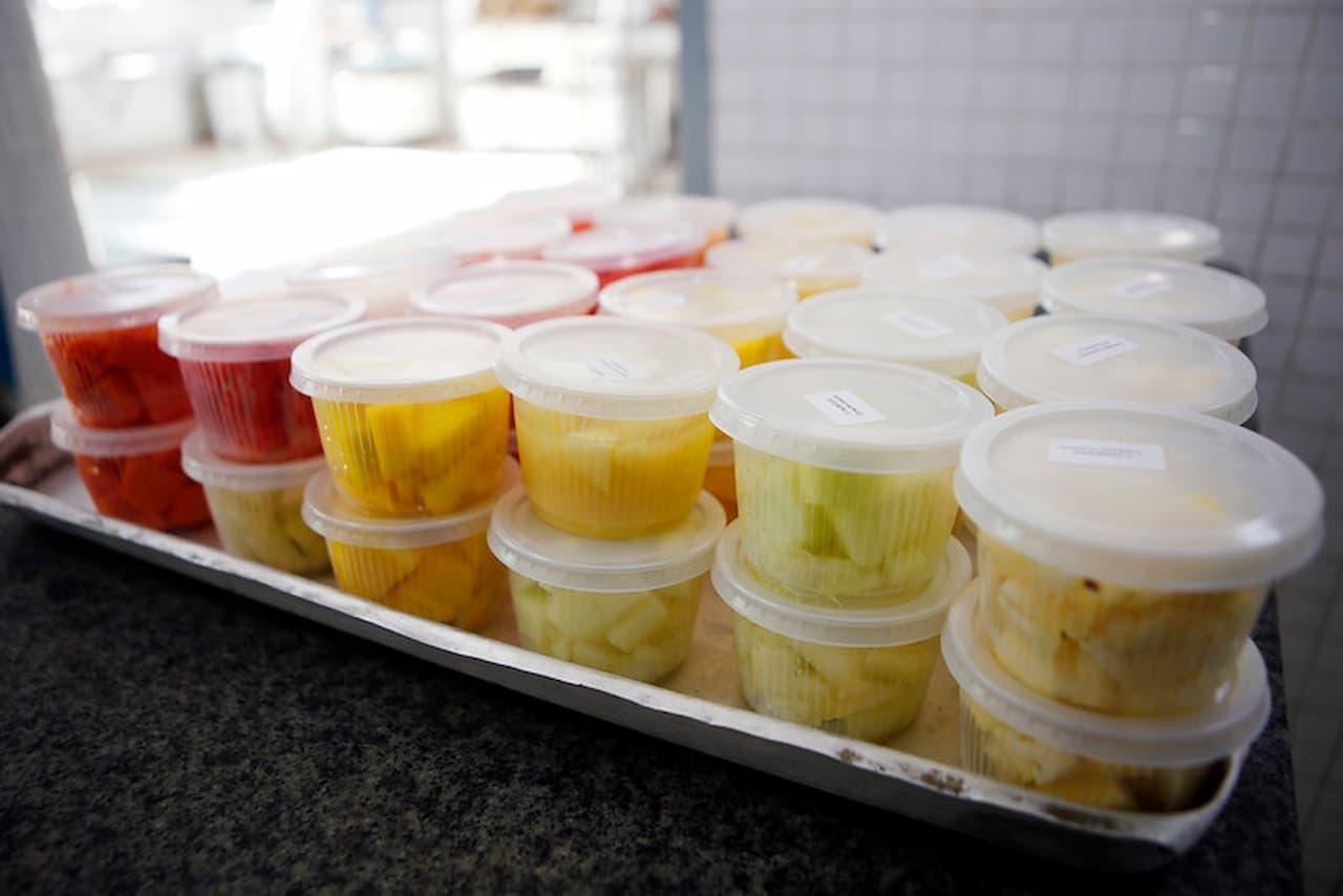 Iges serve 8 mil refeições diariamente nas unidades