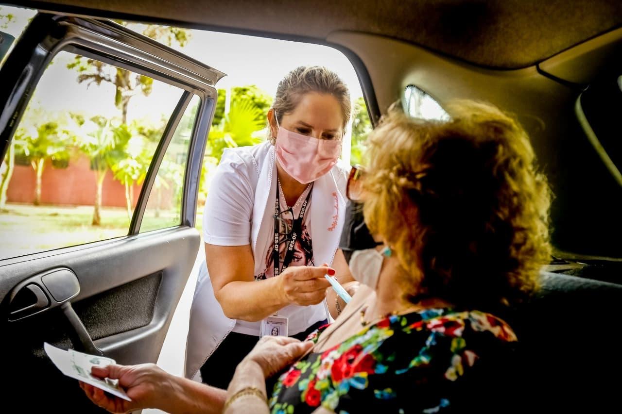Reta final para a vacinação dos professores da rede pública