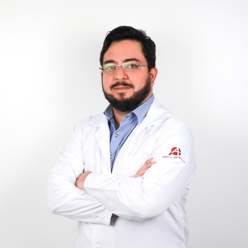 Cardiologista, Ernesto Osterne. Foto- Divulgação Hospital Anchietsa