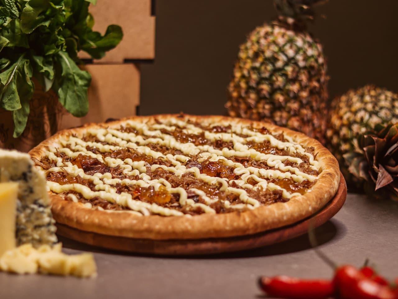 Pizza Cesar – Pizza Carne de Lata (1)