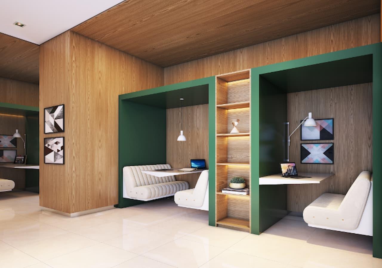 Coworking residencial: conheça essa tendência do mercado imobiliário