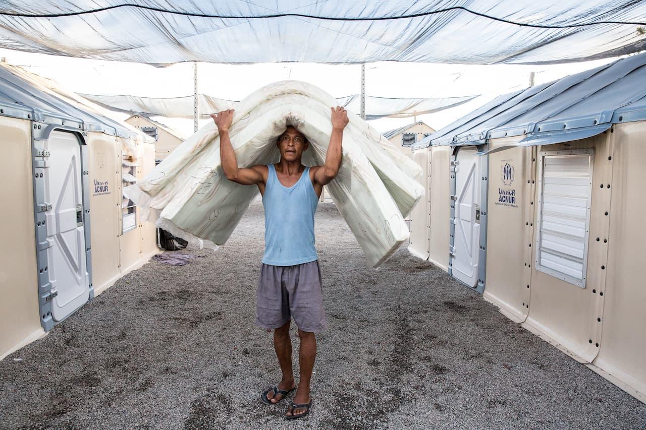 CCBB: Exposição Acolhidos destaca o percurso de refugiados venezuelanos rumo à integração no Brasil