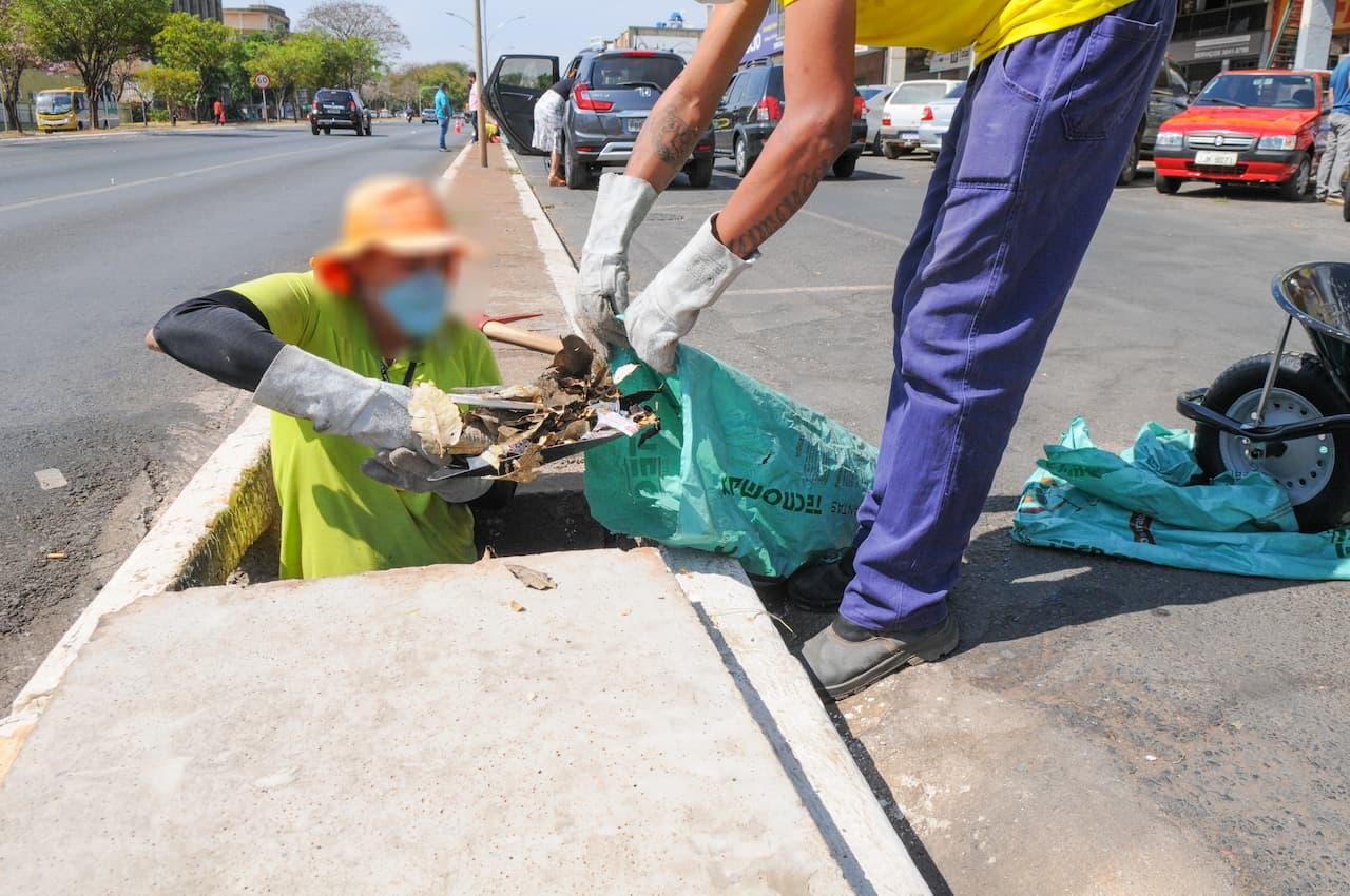 Mutirão reforça trabalho preventivo para as chuvas