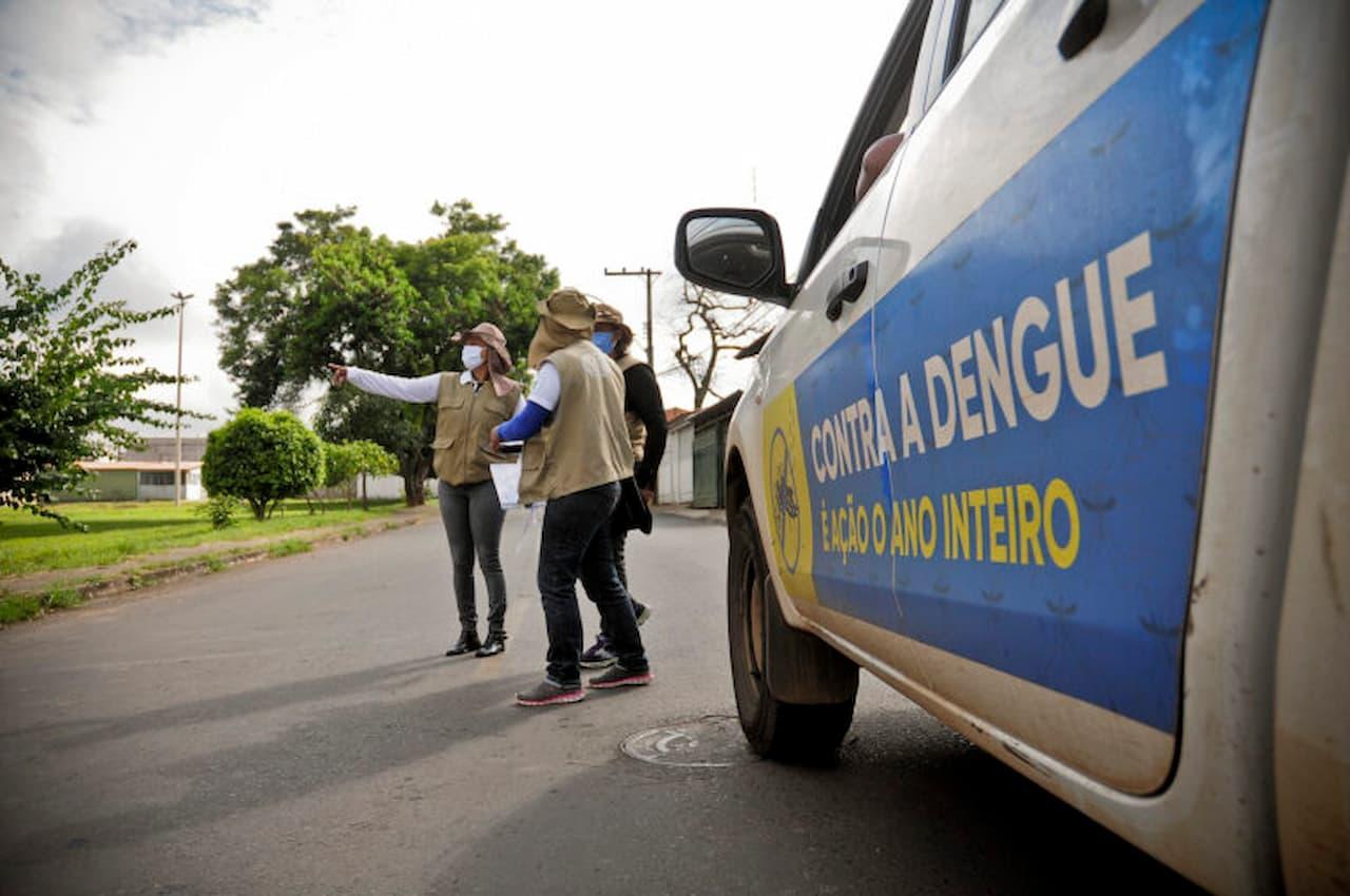 DF se prepara para enfrentar a dengue no período chuvoso