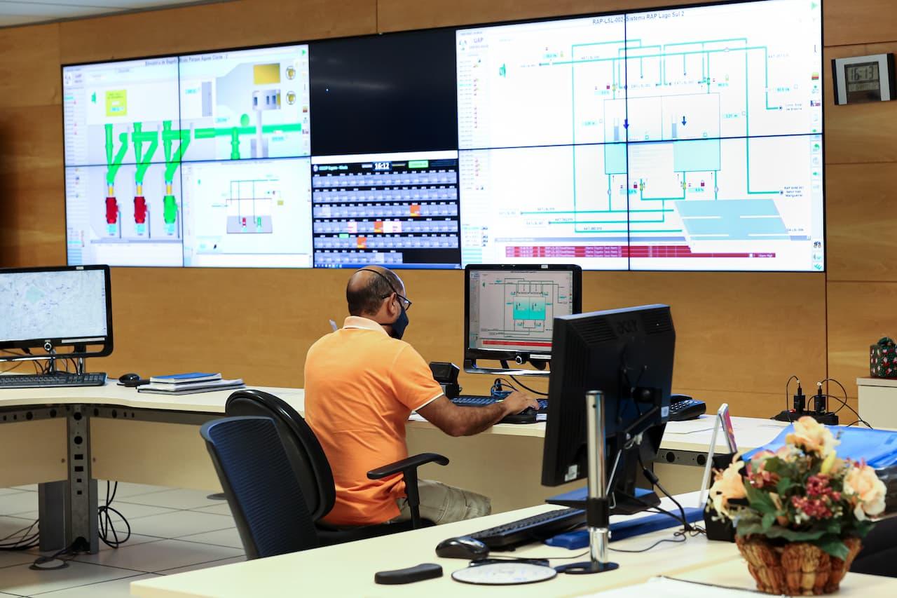 Sistema de abastecimento de água das áreas rurais é monitorado a distância