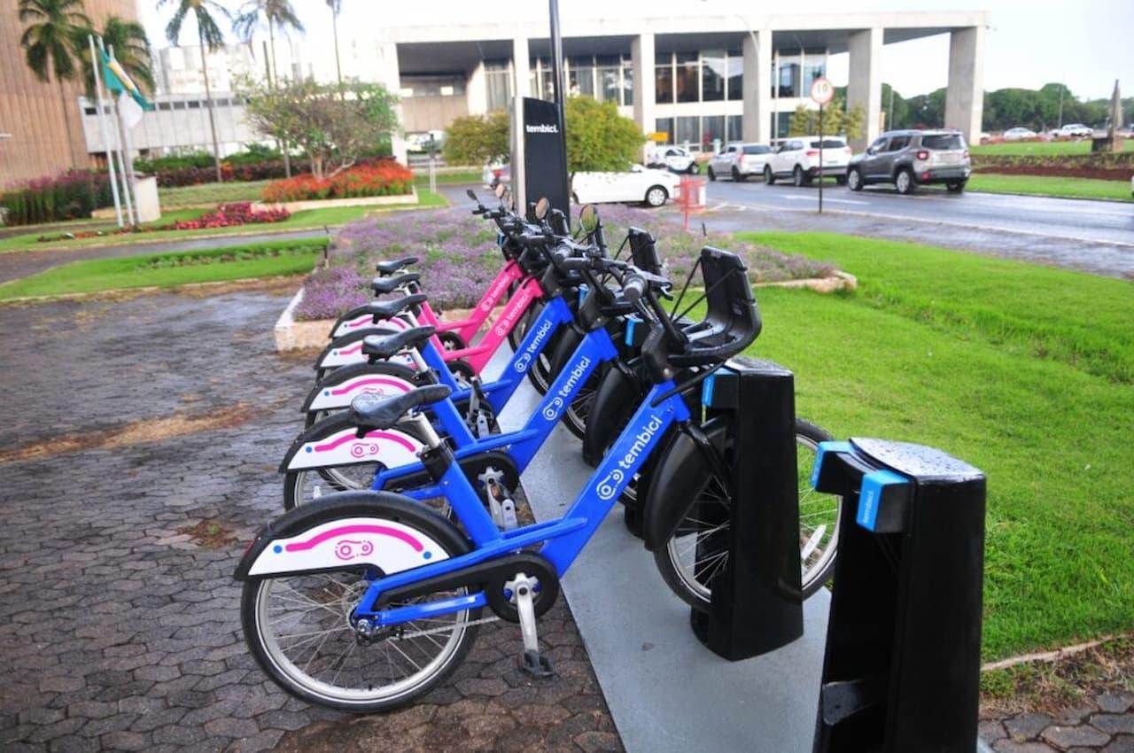 Bikes compartilhadas vão circular no segundo semestre