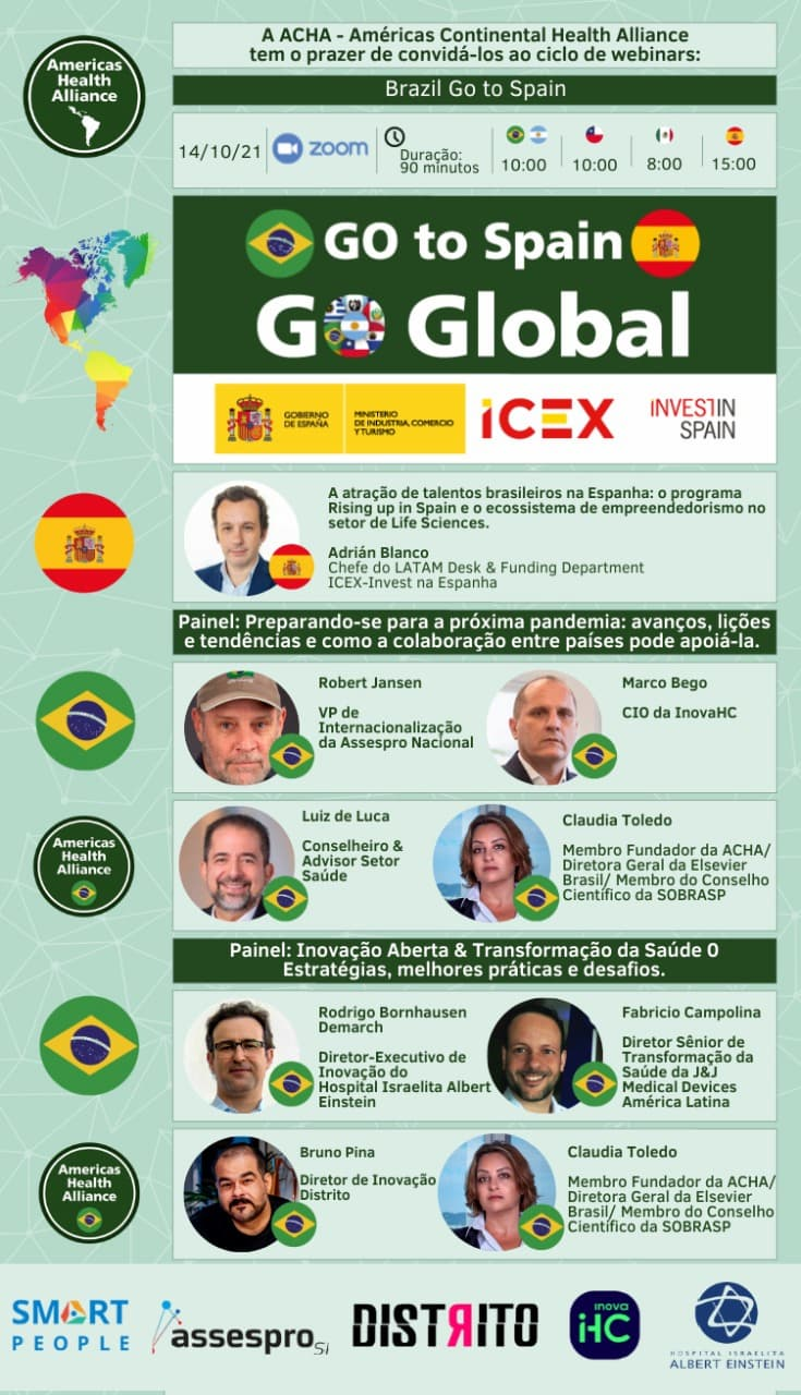 Banner Go To Spain Brasil