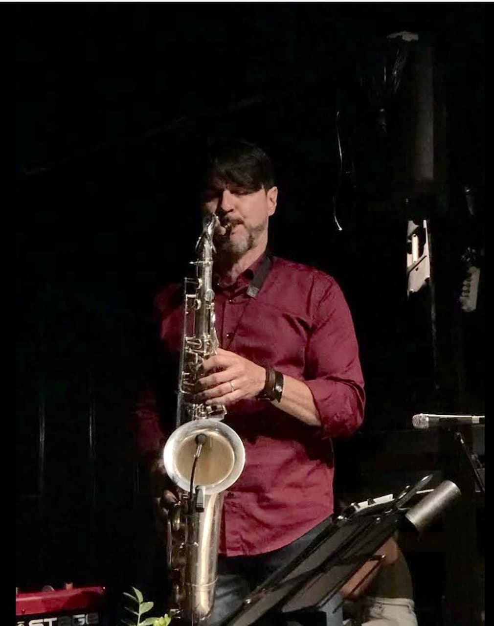 Quinta do Jazz terá apresentação de saxofonista venezuelano